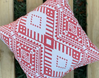 BoHo Accent Pillow - great for outdoor patio!