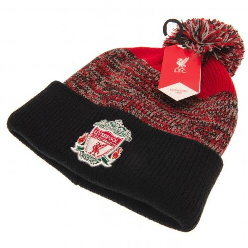 One size fits all Liverpool FC Ferndale Ski Hat RD