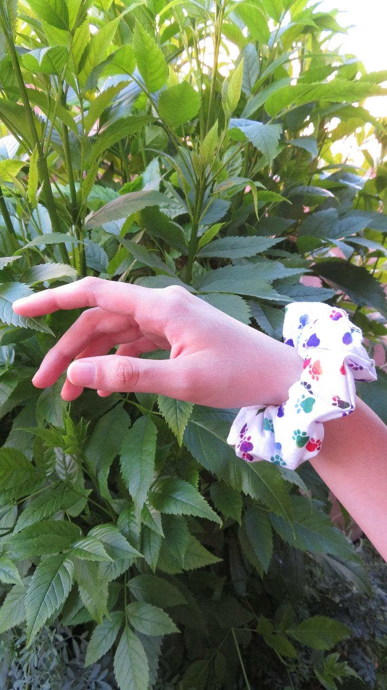 ID Holder Lanyard Scrunchies Face Mask Badge ID Holder Bandana Lanyard Gift Key Lanyard Fabric Lanyard