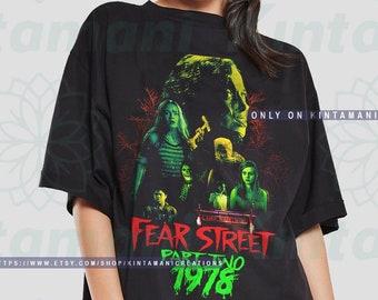 Fear Street Part Two 1978 , Fear Street Shirt, Halloween Horror Shirt, Halloween Sweatshirt