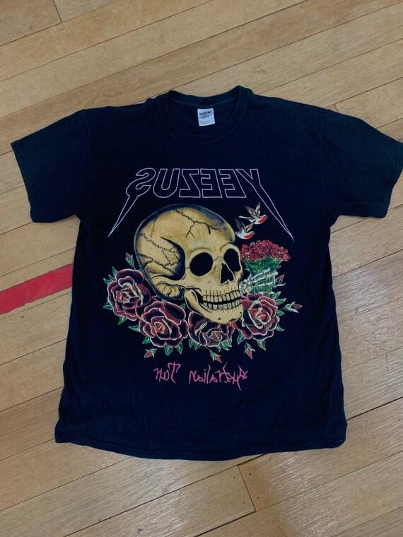 Kanye West Tour T shirt Yeezus Tour Shirt Vintage