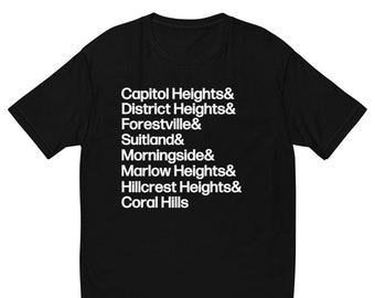 PG Towns Crewneck Tee - Capitol Heights+