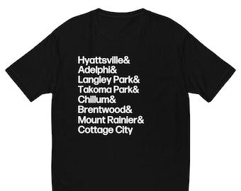 PG Towns Crewneck Tee - Hyattsville+