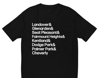 PG Towns Crewneck Tee - Landover+