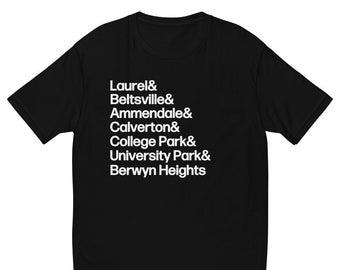 PG Towns Crewneck Tee Laurel+