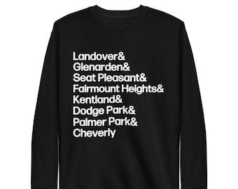 PG Towns Fleece Pullover Landover+