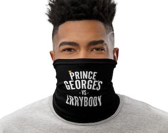Prince George's vs. Errybody Face Scarf - Black