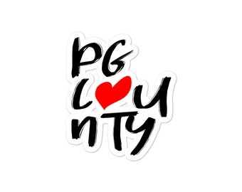 PG Love Stickers