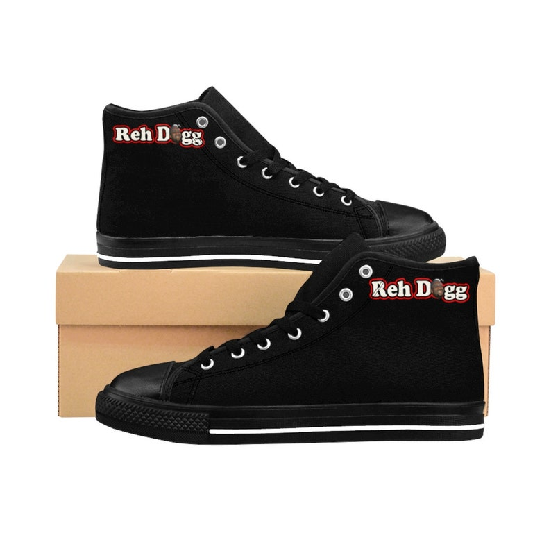 Reh Dogg's High-top Sneakers image 0