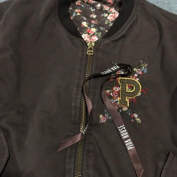 PINK HOUSE bomber jacket