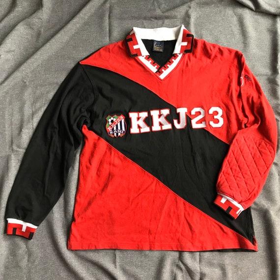 Vintage Karl Kani All Sport KKJ23 goalkeeper jerse