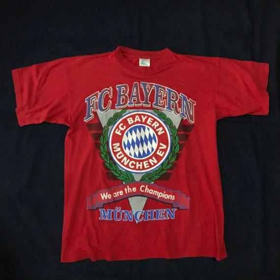 Vintage FC. Bayern Munich T-shirt (M) - Gem