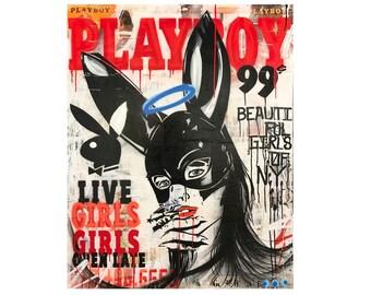 QUALITY MISS VAN GRAFFITI ART PHOTO PRINT A4 SIZE