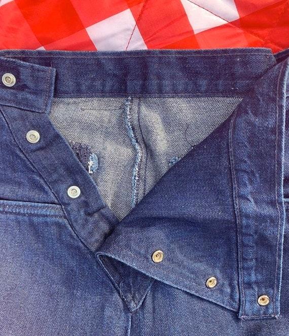 1980s Landlubber Button Jeans - image 4