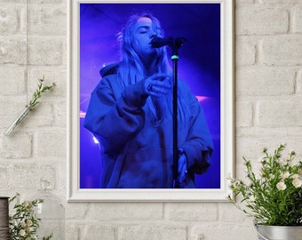 N-373 Felly Wide Angle 2017 Music Cover Hot Wall Poster Art 20x30 24x36IN