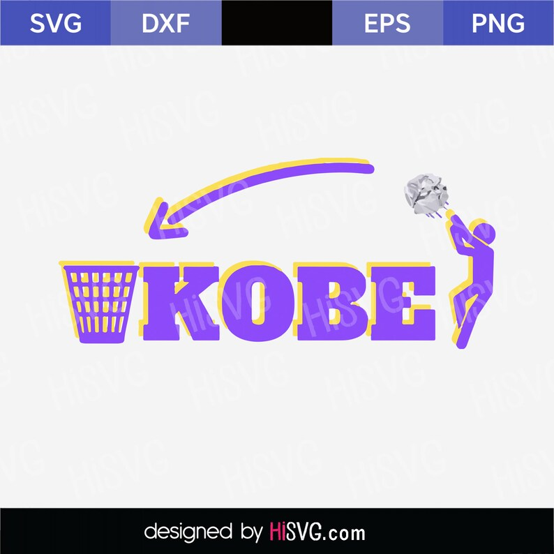 for Cricut PNG Digital Download Cut File Basketball Svg Kobe Bryant SVG Mamba Mentality T-Shirt Print Silhouette Screen Printing