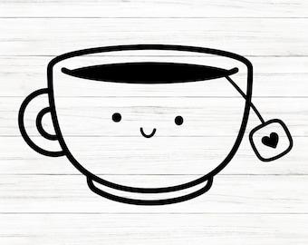 COMMERCIAL USE! Tea Svg, Tea Shirt Svg, Funny Svg, Sarcastic Svg,  Cut File, Cricut, Instant Download, Digital Download, Printable, Svg File