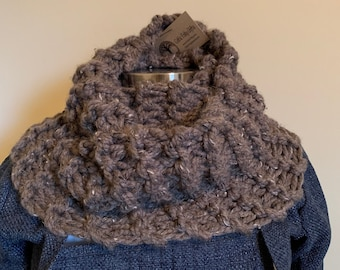 Outlander Inspired- Claire's Infinity Scarf with FREE SHIPPING! Handmade by an Outlander FAN!