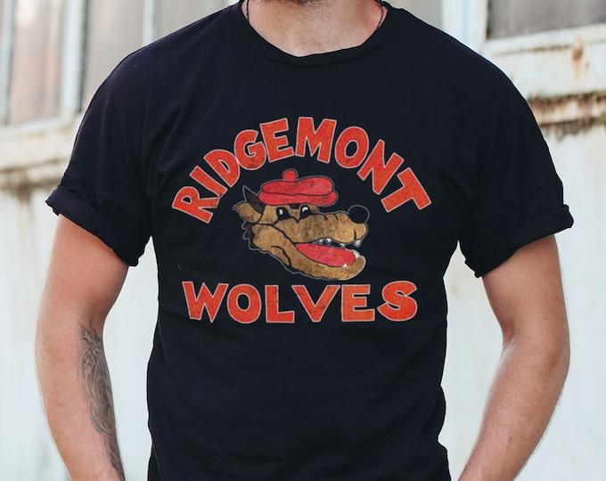 Ridgemont Wolves Men's/Unisex Graphic T Shirt