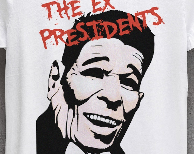 The Ex Presidents Graphic T Shirt