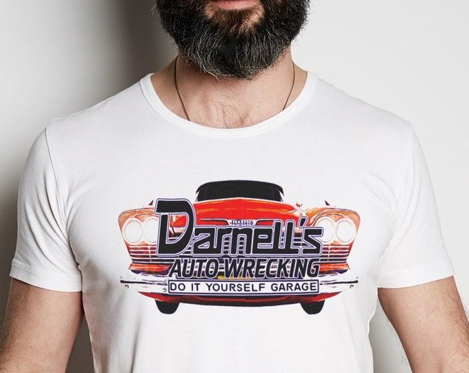 Darnell's Auto Wrecking Graphic T Shirt