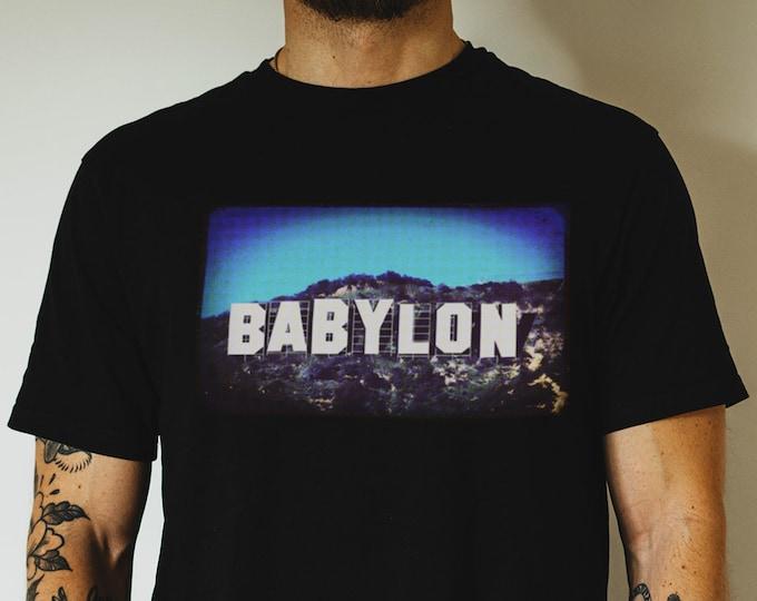 Hollywood Babylon Graphic T Shirt