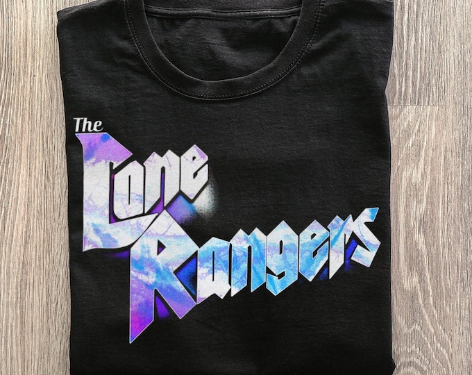 The Lone Rangers Men's Graphic Band T Shirt