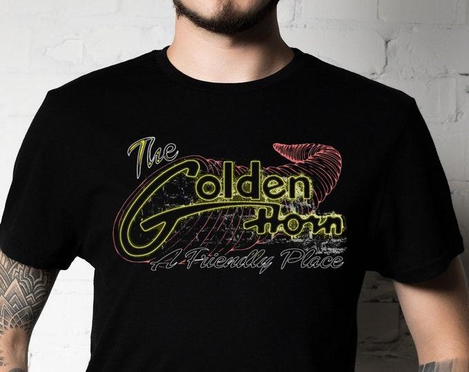 The Golden Horn Graphic T Shirt - Barfly