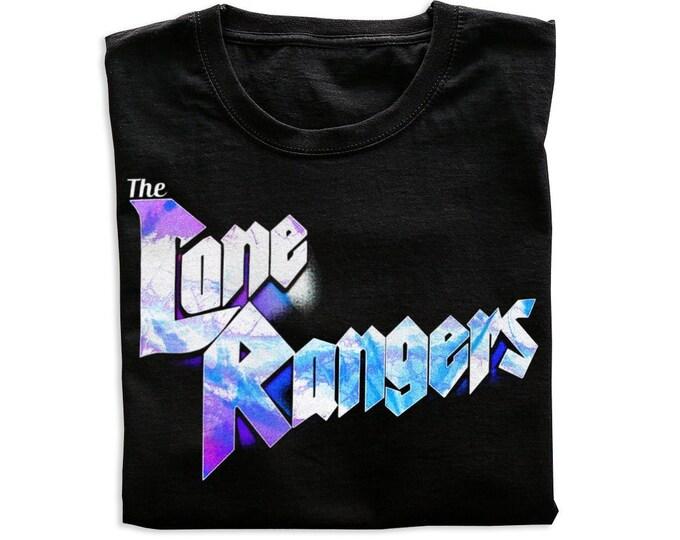 The Lone Rangers Men's/Unisex Graphic T Shirt | Super Soft Men's 90's Band Tee