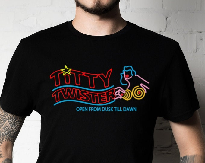 Titty Twister Graphic T Shirt