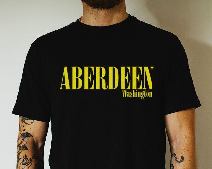 Aberdeen, Washington Graphic T Shirt