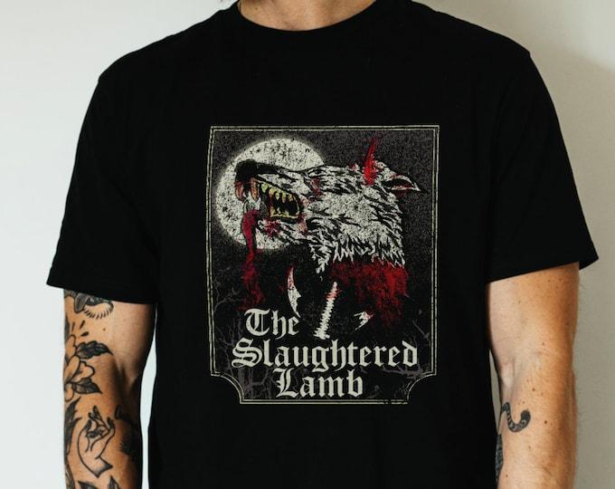 Slaughtered Lamb Graphic T Shirt
