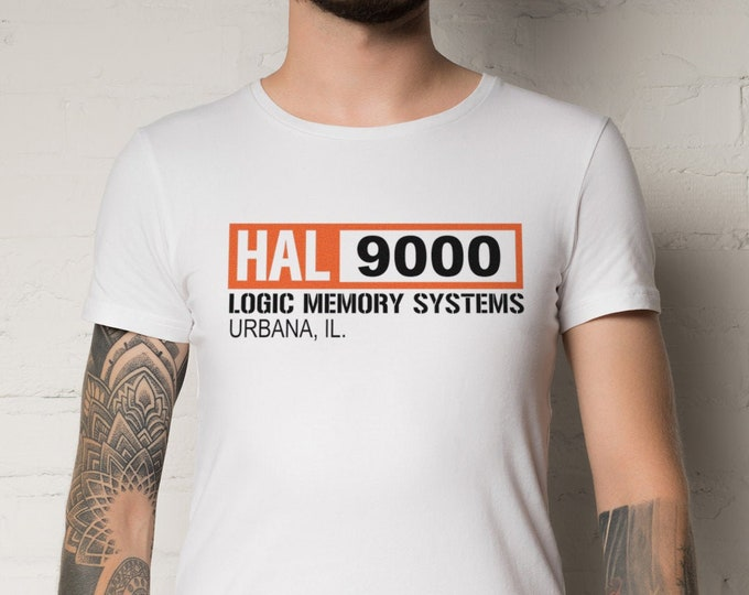 Hal 9000 Graphic T Shirt