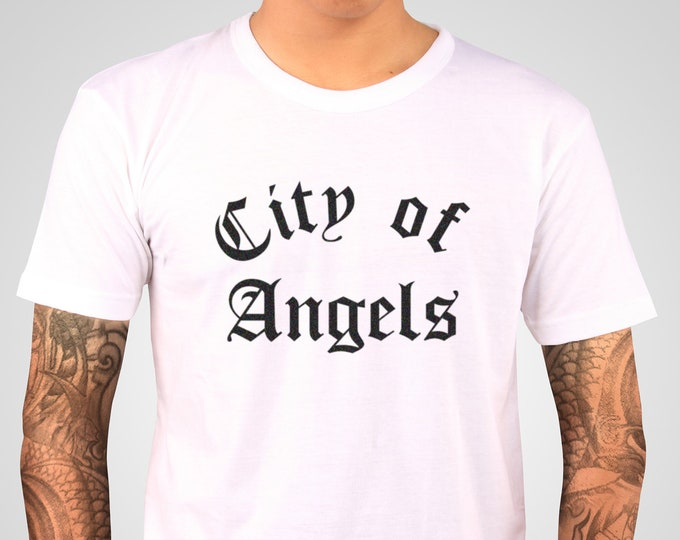 City of Angels Graphic T Shirt