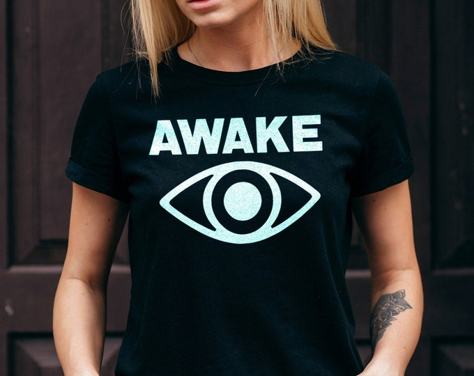 Awake Women's Graphic T Shirt