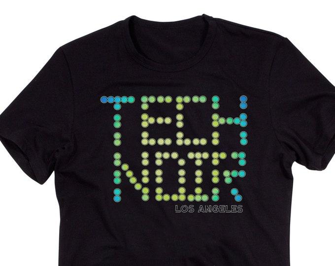 Technoir Graphic T Shirt