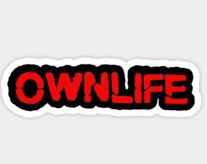Ownlife Sticker