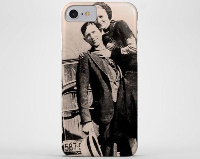 Bonnie & Clyde Phone Case