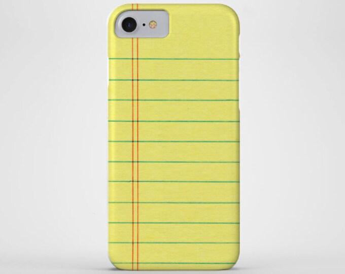 Notepad Phone Case