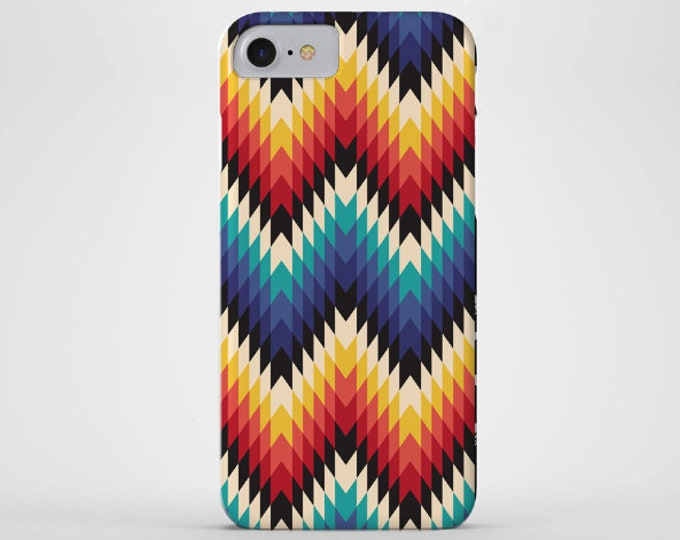 Native American Pattern Phone Case