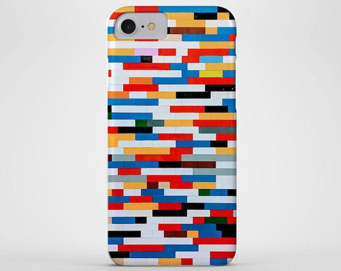 Color tile print Phone Case