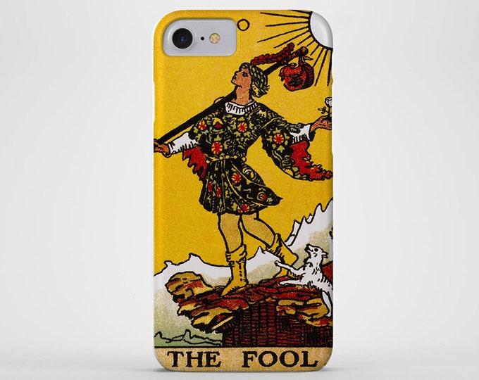 The Fool's Phone Case - Tarot