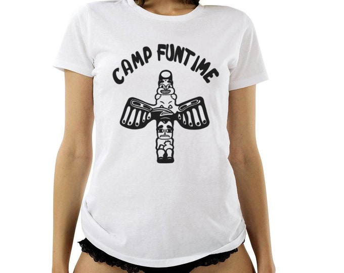 Camp Funtime Graphic T Shirt
