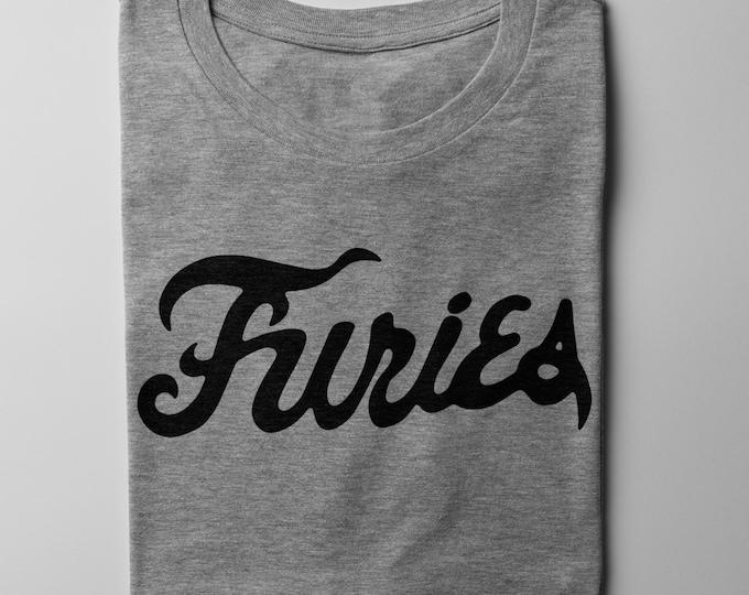 Baseball Furies Men's/Unisex Gray Graphic T Shirt | Super Soft Men's Tee