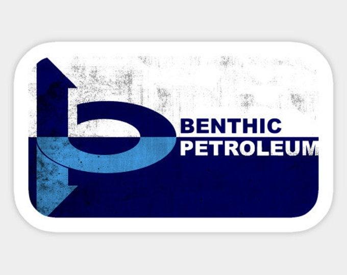 Benthic Petroleum Sticker