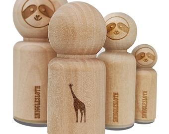 USA Made. Solid Brass Giraffe Head Stamping Finding
