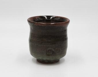 Dark Celadon Cup