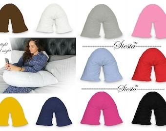 Funky V Shape Pillow Cover