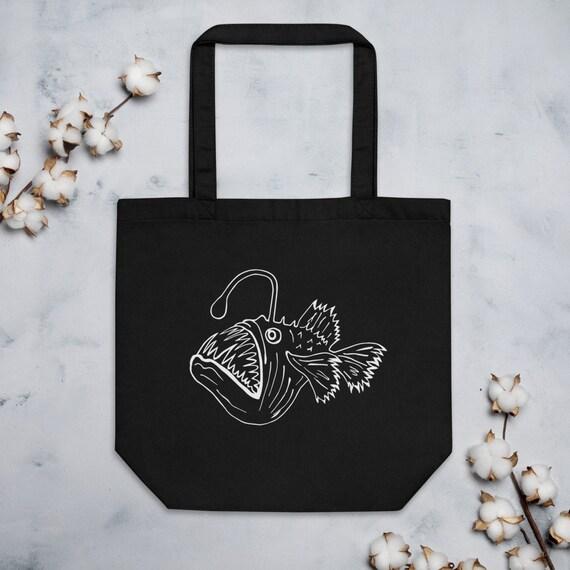 Eco Tote Bag Аngler