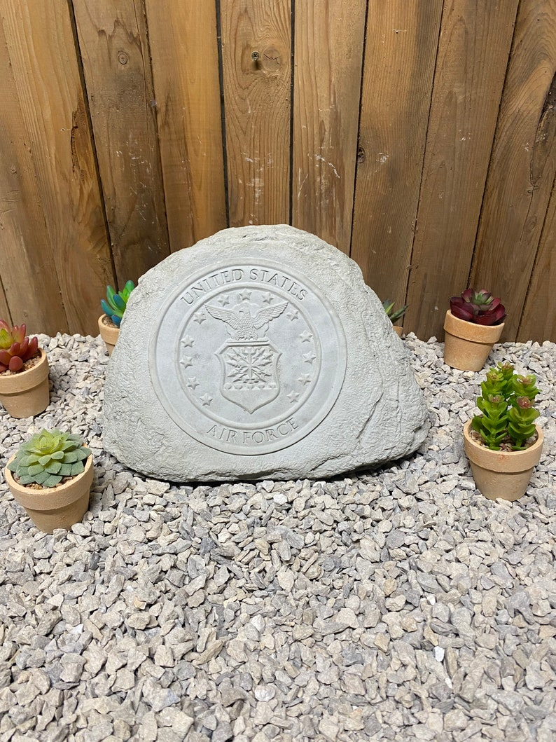 USA proud concrete United States military statue indoor outdoor concrete statue Large Air Force military stone